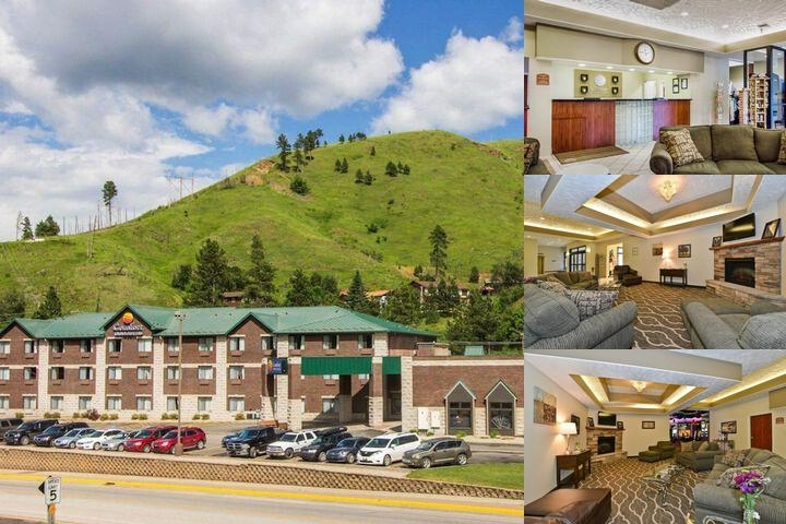 Comfort Inn at Gulches of Fun photo collage