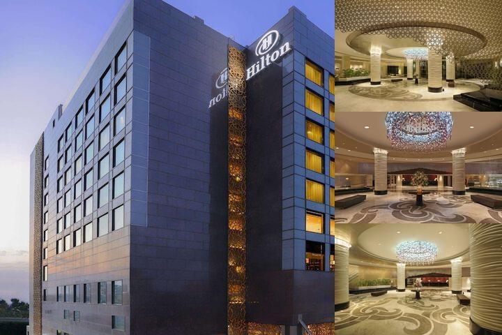 Hilton Chennai photo collage