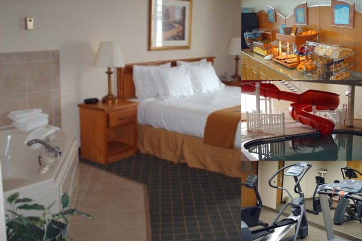 Holiday Inn Express & Suites Chanhassen photo collage