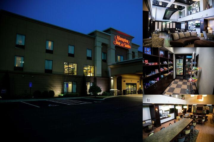 Hampton Inn & Suites by Hilton Sharon photo collage