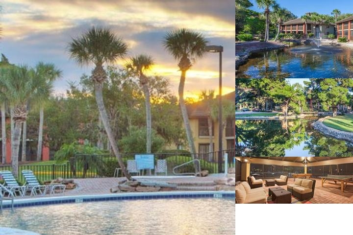 Legacy Vacation Club Palm Coast photo collage