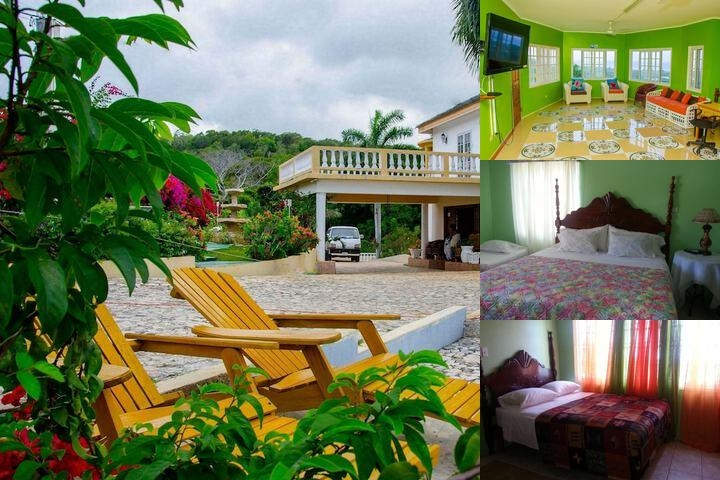 Emerald View Resort Villa photo collage