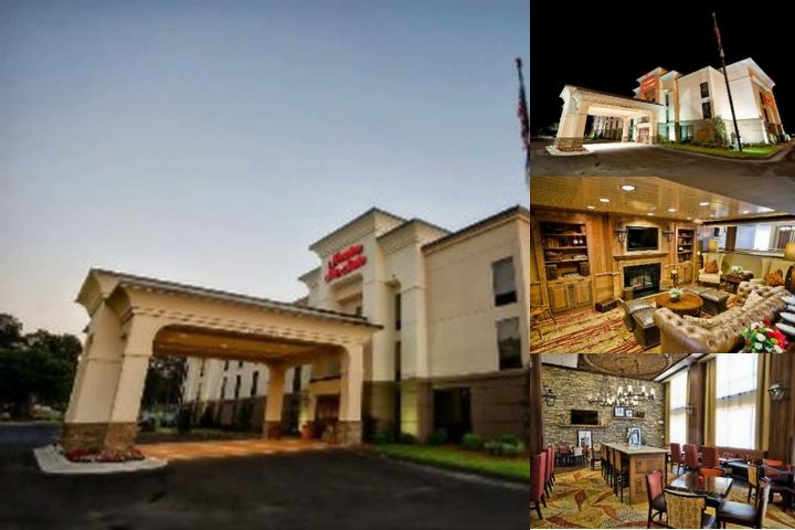 Hampton Inn Tifton photo collage
