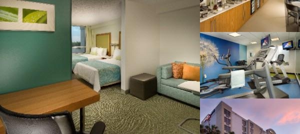 Springhill Suites Miami Airport South photo collage
