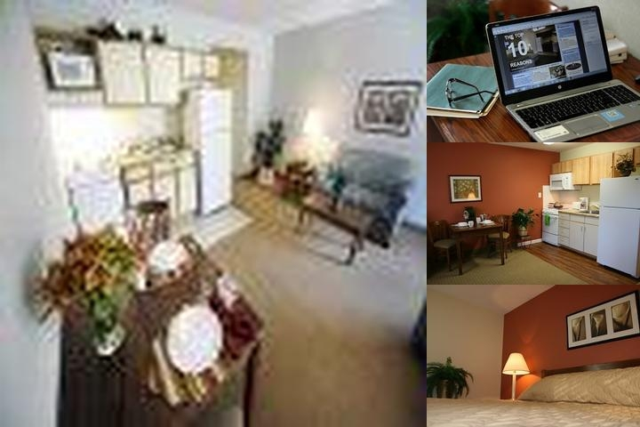 Affordable Suites of America Fredericksburg photo collage