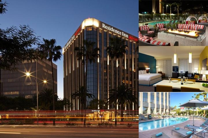 Residence Inn Los Angeles Lax / Century Blvd photo collage