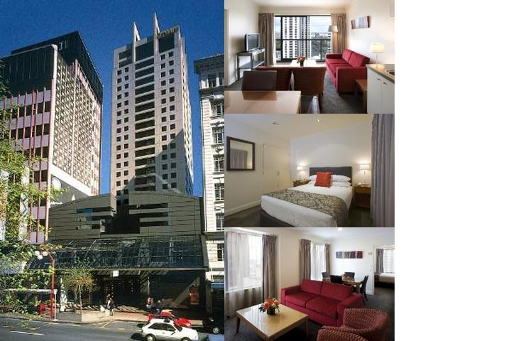 Citylife Auckland a Service Apartment photo collage