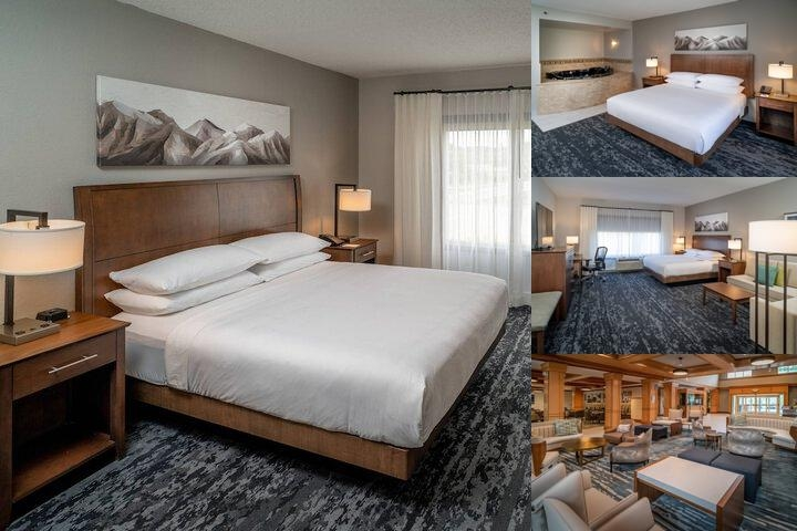Holiday Inn Hotel & Suites Barboursville photo collage