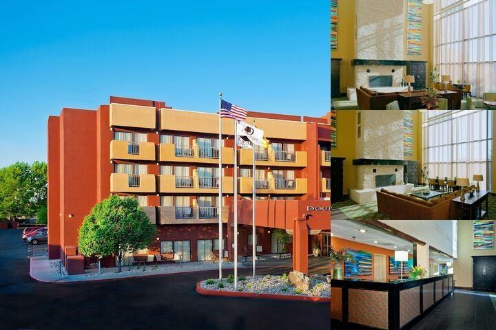 Doubletree by Hilton Santa Fe photo collage