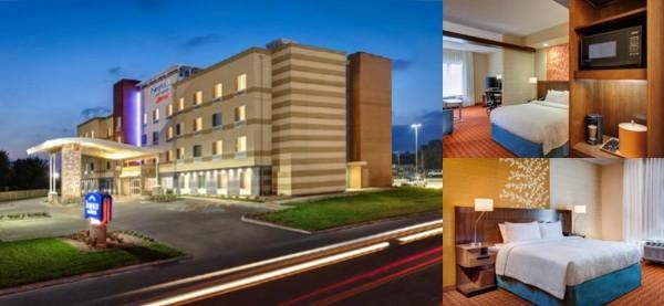 Fairfield Inn & Suites Atlanta Gwinnett Place photo collage