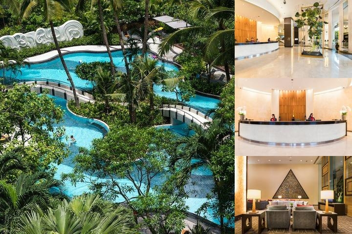 Chatrium Residence Sathon Bangkok photo collage