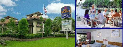 Best Western Crystal River Rst photo collage
