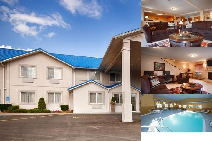 Best Western New Baltimore Inn photo collage