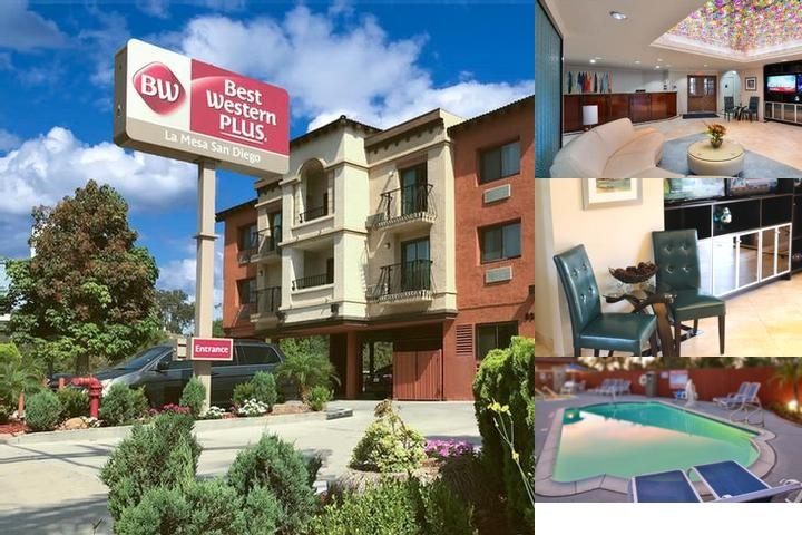 Best Western Plus La Mesa San Diego photo collage