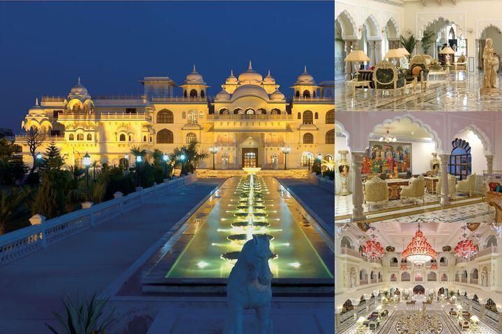 Shiv Vilas Jaipur photo collage