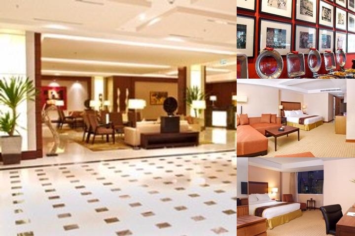 President Palace Hotel photo collage