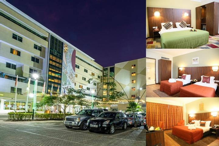 Alisa Hotel photo collage