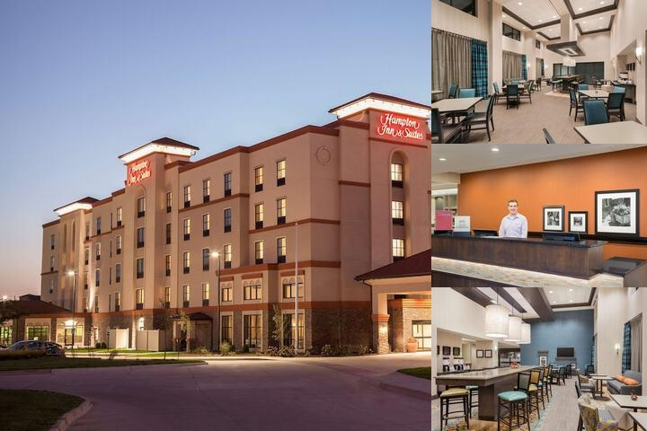 Hampton Inn & Suites West Des Moines / Sw Mall Are photo collage