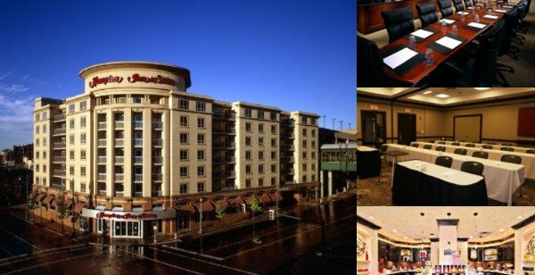 Hampton Inn & Suites at Beale Street photo collage