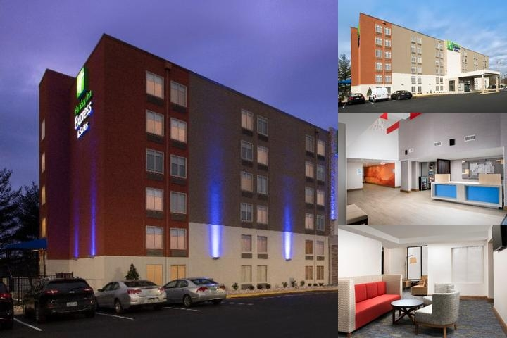 College Park Hotel & Suites photo collage