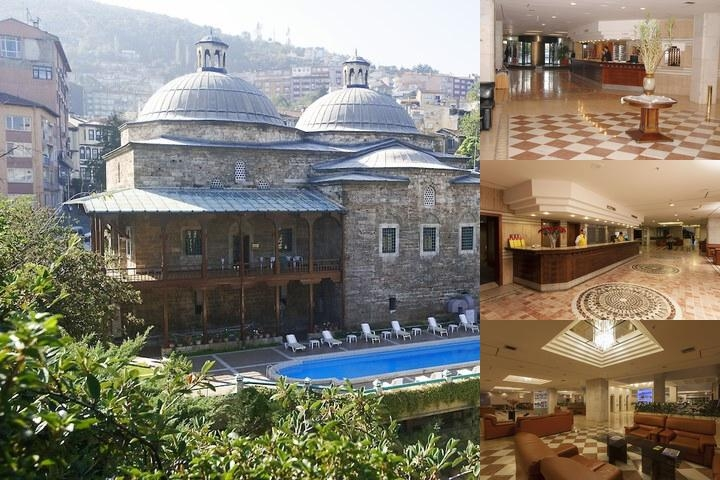 Kervansaray Thermal Convention Center & Spa photo collage