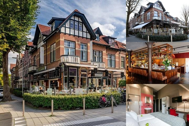 Hotel Bloemendaal photo collage