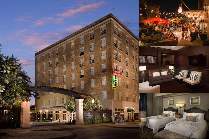 Lasalle Hotel photo collage