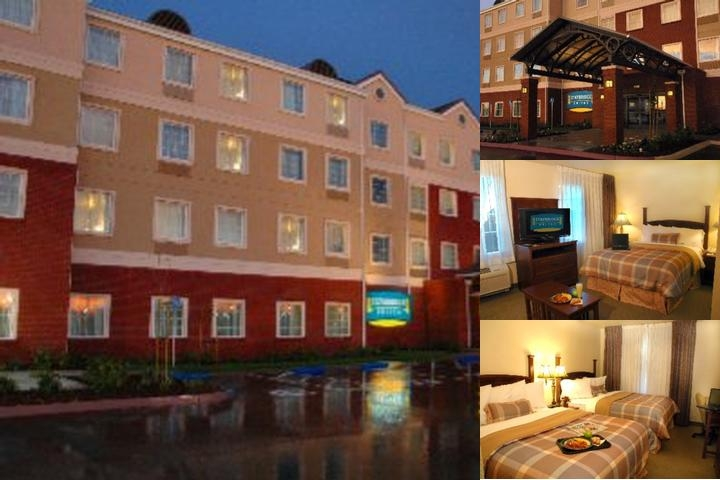 Staybridge Suites Sacramento photo collage