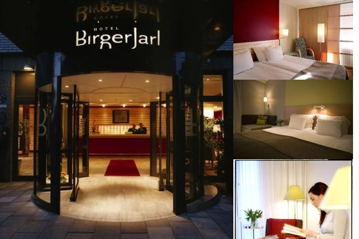 Hotel Birger Jarl photo collage