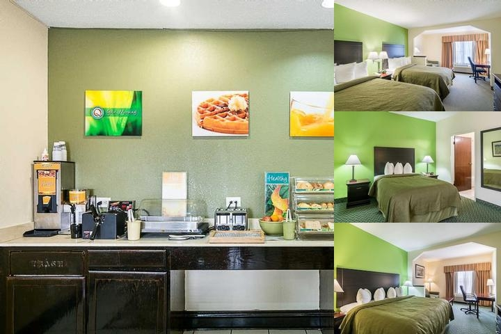 Quality Inn & Suites Southland Chicago photo collage