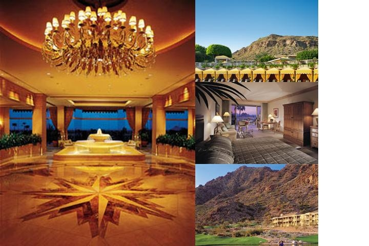 The Phoenician a Luxury Collection Resort Scottsdale photo collage