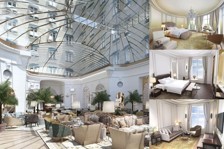 Hotel Ritz Madrid photo collage