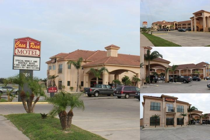 Casa Rosa Motel Photo Collage
