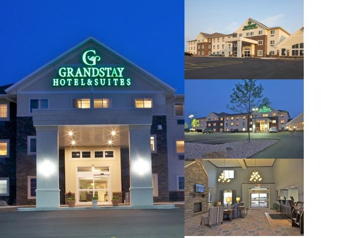 Grandstay Hotel & Suites photo collage