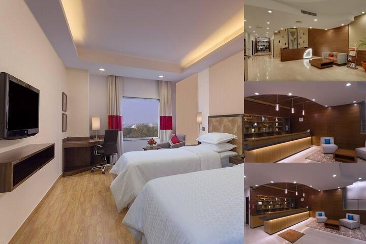 Four Points by Sheraton Vadodara photo collage