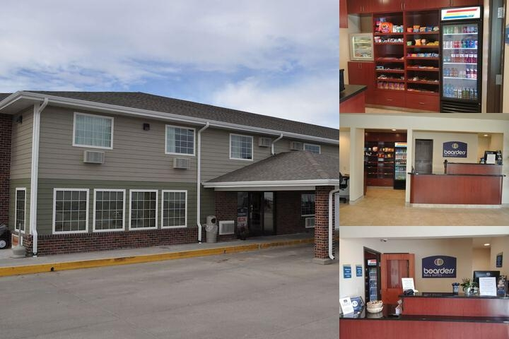 Boarders Inn & Suites Broken Bow photo collage