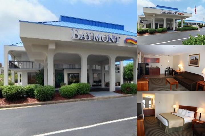 Baymont Inn & Suites Hotel Macon photo collage