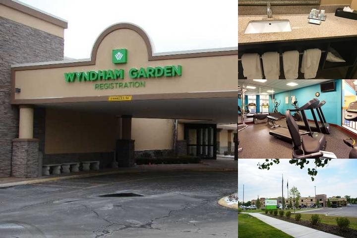 Wyndham Garden Ann Arbor photo collage