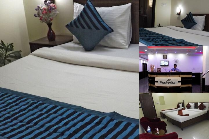 Airport Hotel Luck Residency photo collage