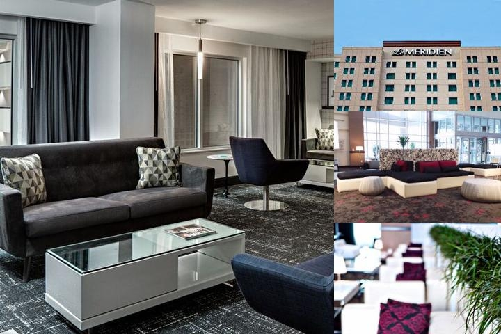 Le Meridien Dallas by The Galleria photo collage