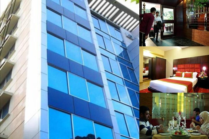 Hotel Orchard Suites photo collage