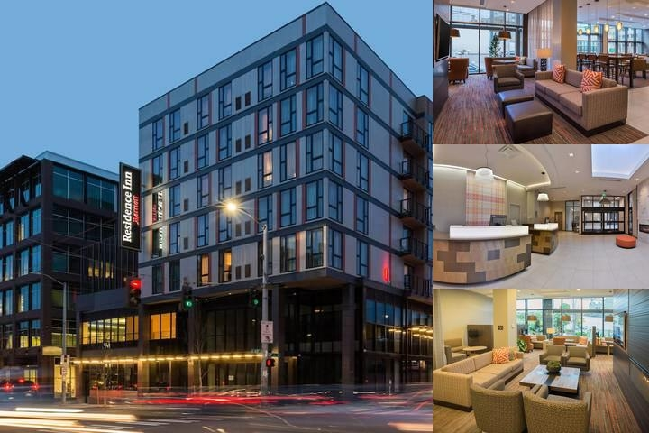 Residence Inn Seattle / University District photo collage