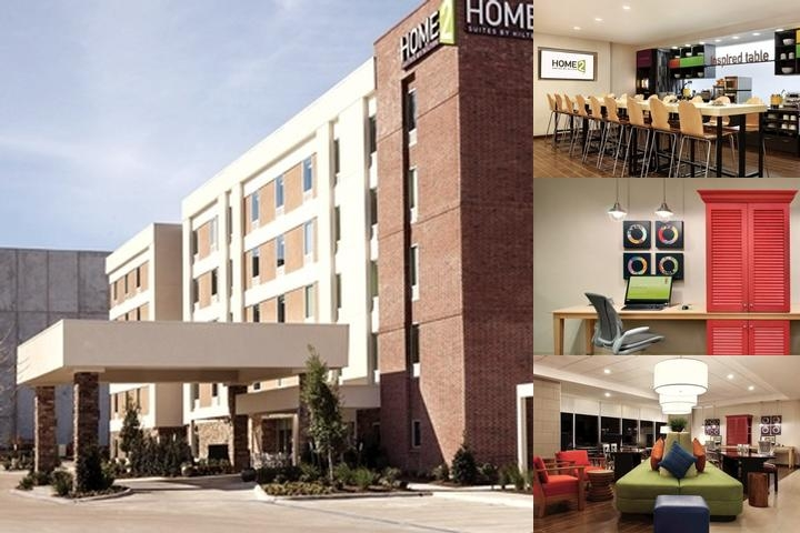Home2 Suites College Station photo collage