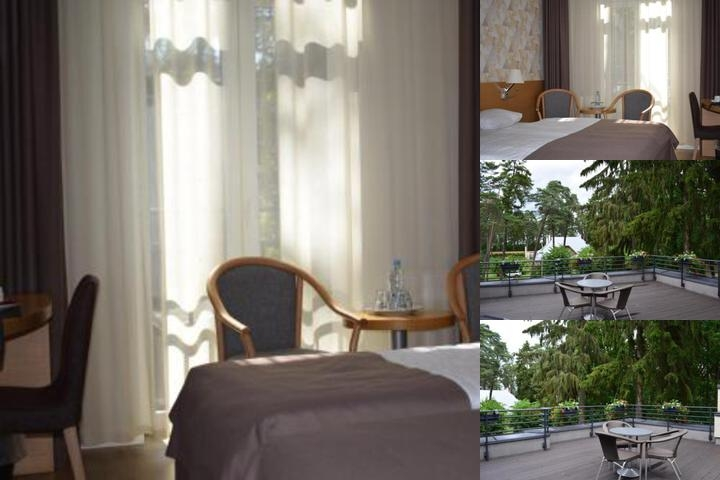 Amber Sea Hotel & Spa photo collage