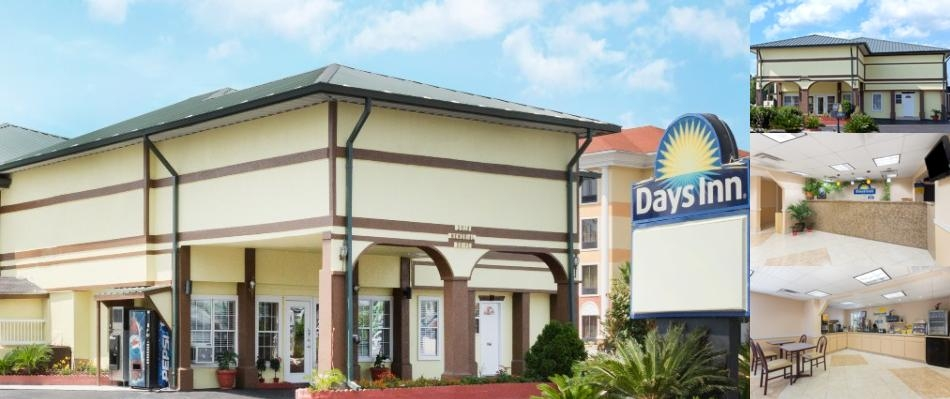 Days Inn Waycross photo collage
