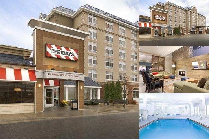Country Inn & Suites Bloomington at Moa photo collage