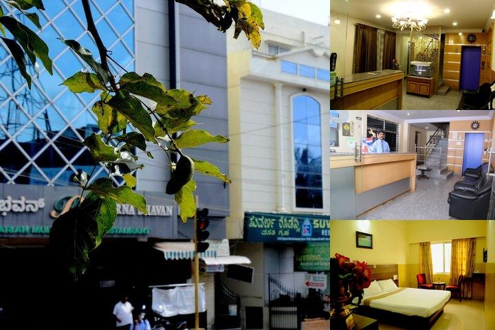 Suvarna Residency photo collage