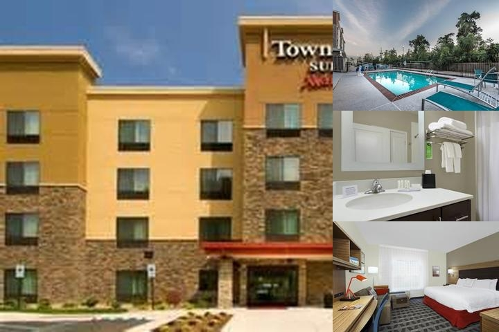 Towneplace Suites New Orleans Harvey / West Bank photo collage
