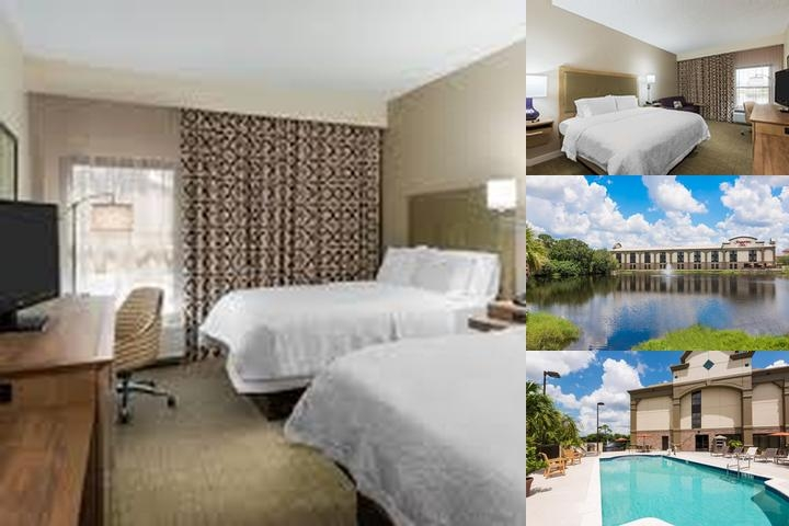Hampton Inn Bonita Springs Naples North photo collage