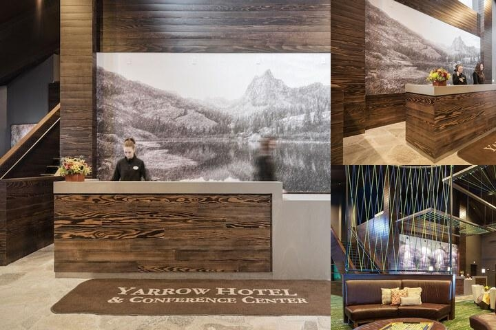Doubletree by Hilton Park City photo collage